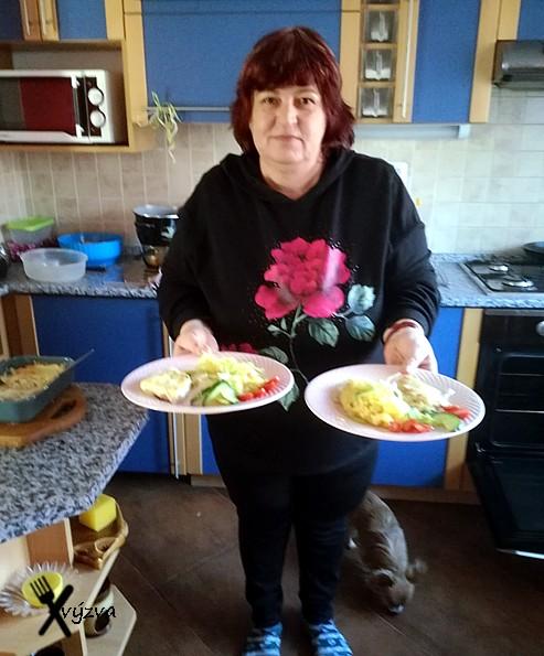 dnes vaří Romana :)